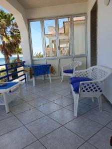 A balcony or terrace at Da Giacomina