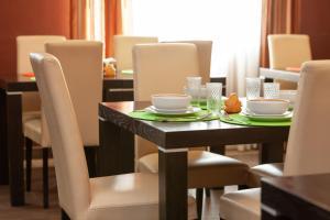 Ресторан / где поесть в Резидент Отель
