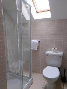 A bathroom at Burren Court