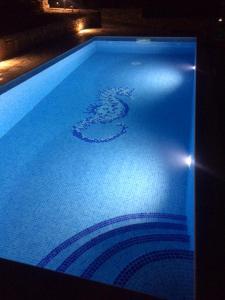 The swimming pool at or close to Villa Mikula