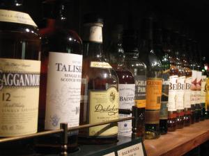 Drinks at The Plough Inn