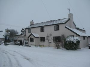 The Plough Inn during the winter