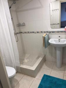 Ванная комната в Вилла Куршавель