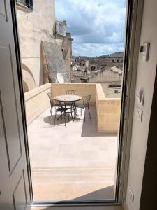 Balcone o terrazza di Albergo Del Sedile