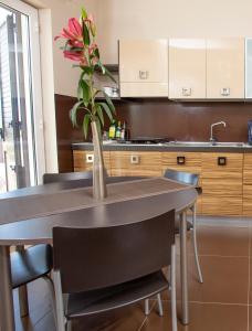 A kitchen or kitchenette at Selenite