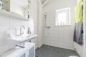 Koupelna v ubytování Privatapartment Südstadt (6301)