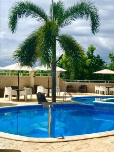 Piscina en o cerca de Daymond Blue Tropical Lodge