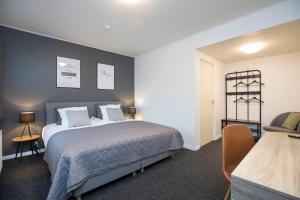 Кровать или кровати в номере OnlySleep