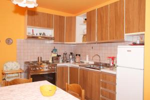 A kitchen or kitchenette at B&B Al Vialetto