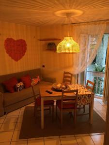 Area soggiorno di Petitbijou