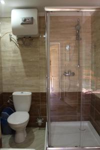 Łazienka w obiekcie Ośrodek Wypoczynkowy ,,Relaks-Perła Serpelic''