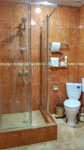 Ванная комната в Гостевой Дом Черная Жемчужина