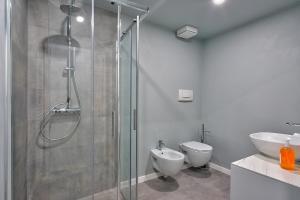 A bathroom at Concilium