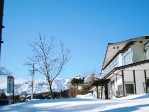 Togakushi- Kogen Minshuku Rindo during the winter