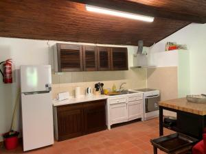 A kitchen or kitchenette at Quinta Santa Isabel