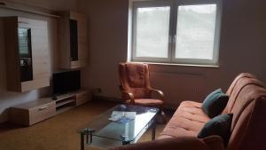 Posezení v ubytování Apartman Kuća