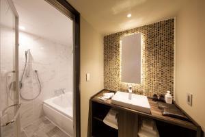 Salle de bains dans l'établissement Shibuya Stream Excel Hotel Tokyu