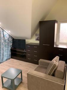 Гостиная зона в Guest House Chernomorye