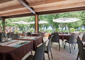 Ristorante o altro punto ristoro di Villaggio Turistico Lugana Marina