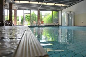 The swimming pool at or near Ringhotel Alpenhof