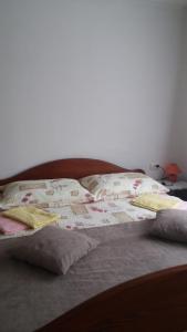 Postel nebo postele na pokoji v ubytování Apartment Ankica