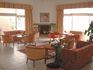 Un lugar para sentarse en Elegance Hotel