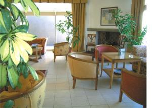 El lobby o recepción de Elegance Hotel