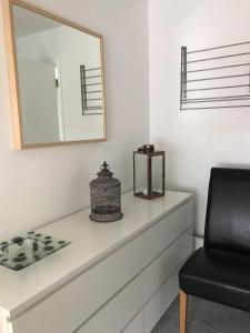 Ein Badezimmer in der Unterkunft Like Vík Guesthouse