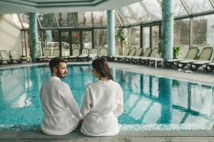 Hotel Premier Aqua - Adults Onlyの敷地内または近くにあるプール