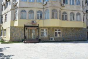 O edifício em que a pousada campestre se localiza