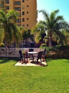 Een tuin van Hotel Carmen Teresa