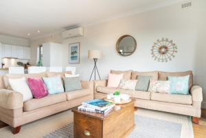 A seating area at SeaSpray