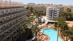 Vista de la piscina de Golden Port Salou & Spa o alrededores