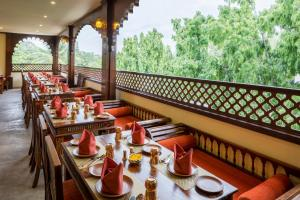 A restaurant or other place to eat at Southern Star,Bangalore