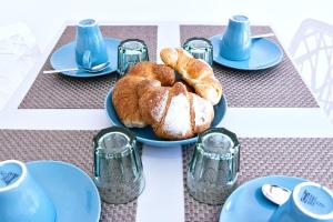 Breakfast options available to guests at IL PARCO 4