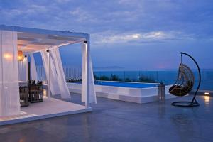 The swimming pool at or near Mr & Mrs White Crete Resort and Spa - All Inclusive