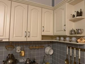 Küche/Küchenzeile in der Unterkunft Macvanska Guest House
