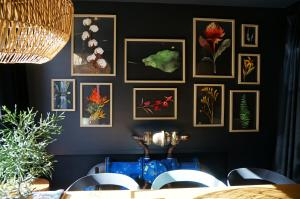 A restaurant or other place to eat at Limes Boutique Hotel