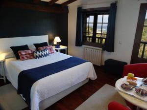 Cama o camas de una habitación en Landarte