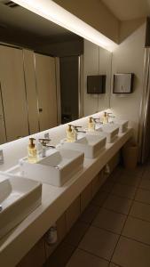 Un baño de Tokyo Ginza BAY HOTEL