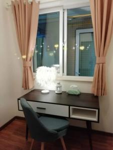 Een badkamer bij Chengdu Inn (Jinli Street branch)