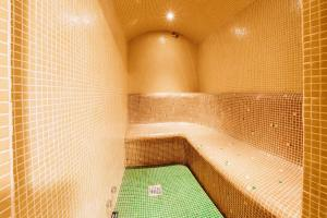 Spa and/or other wellness facilities at Piatra Pinului Ski & Spa