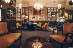 A restaurant or other place to eat at Fitzpatrick Castle Hotel