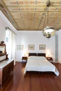 Cama o camas de una habitación en Miranda