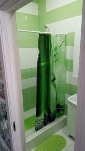 A bathroom at Apartment Krymskaya 22/22