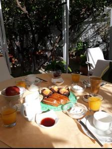 Opciones de desayuno disponibles en Miranda