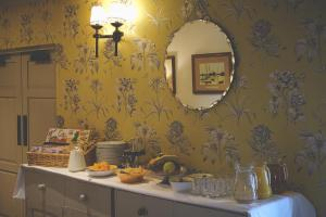 A kitchen or kitchenette at The Mill at Conder Green