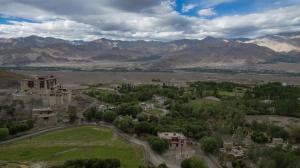 A bird's-eye view of Stok Palace Heritage