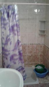 Ванная комната в Тенистый дворик гостевой дом