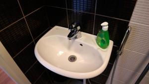 Ванная комната в Lakehouse Saimaa B&B